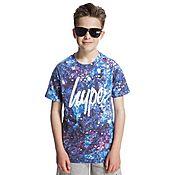 Hype Pebble Splat T-Shirt Junior