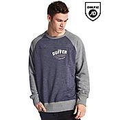 Duffer of St George Valley East Crew Sweatshirt