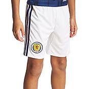 adidas Scotland 2016 Home Shorts Junior