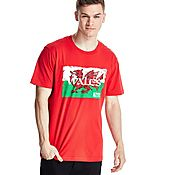 Canterbury Rugby World Cup Wales T-Shirt
