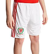 adidas FA Wales Home 2016 Shorts Junior