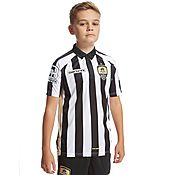 Carbrini Notts County FC Home 2015/16 Shirt Junior