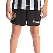 Carbrini Notss County FC Home 2015/16 Shorts Junior