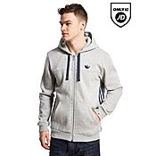 adidas Originals Trefoil Denim Full Zip Hoody