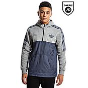 adidas Originals Team Half Zip Hoody