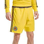 adidas Scotland 2016 Home GK Shorts