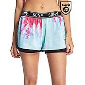 Supply & Demand Tie Dye Workout Shorts