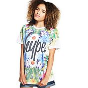 Hype Oversize Floral T-Shirt