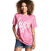 Hype Oversize Speckle T-Shirt
