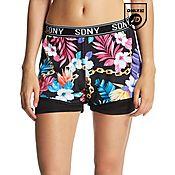Supply & Demand Neon Tropic Shorts