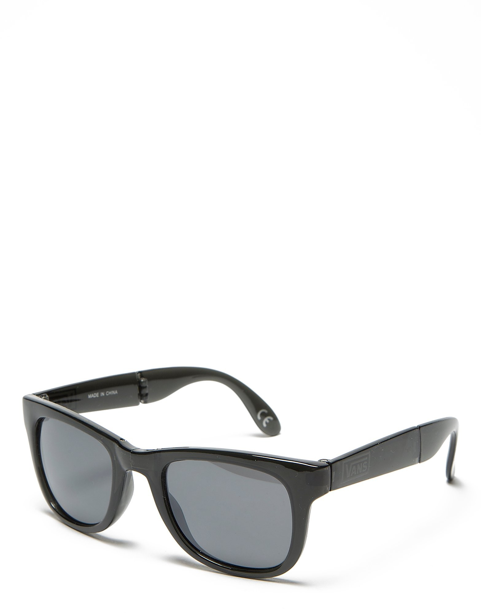 Vans Foldable Spicoli Sunglasses - Only at JD - Black - Mens, Black