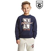 Nickelson Plummer Crew Sweatshirt Children