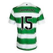New Balance Celtic FC 2015 Home Champions Shirt
