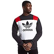 adidas Originals Trefoil Montage Sweatshirt