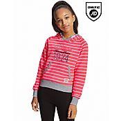 McKenzie Girls' Megan Stripe Hoody Junior