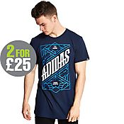 adidas Lines T-Shirt