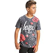 Hype Speckled Rose T-Shirt Junior