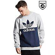 adidas Originals Trefoil Block Sweatshirt
