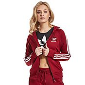 adidas Originals Poly Full Zip Hoody