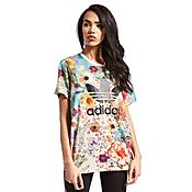 adidas Originals Boyfriend Trefoil T-Shirt Farm Pack