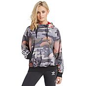 adidas Originals Rita Ora All Over Print Hoody