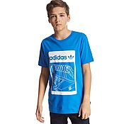 adidas Originals Superstar T-Shirt Junior