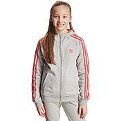 adidas Originals Girls' Super Full Zip Hoody Junior