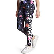 adidas Originals Girls Basketball Leggings Junior