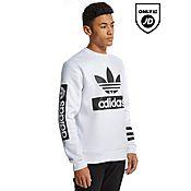 adidas Originals Trefoil Street Sweatshirt