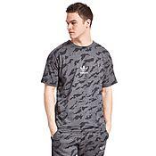 adidas Originals Camo Crew Neck T-Shirt