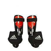 adidas Messi 10 Shin Guards Youth