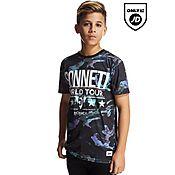 Sonneti Future Camo T-Shirt Junior