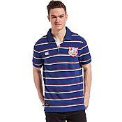 Canterbury British and Irish Lions Striped Polo Shirt