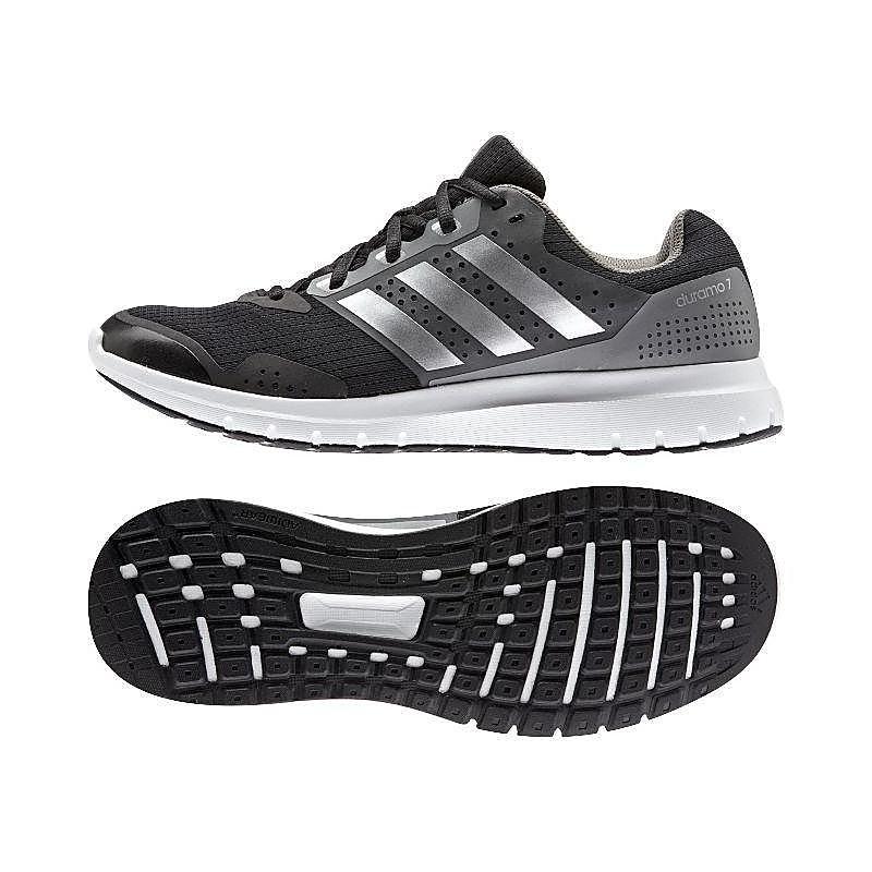 Adidas Duramo 7 heren hardloopschoen EU 47 1-3 UK 12