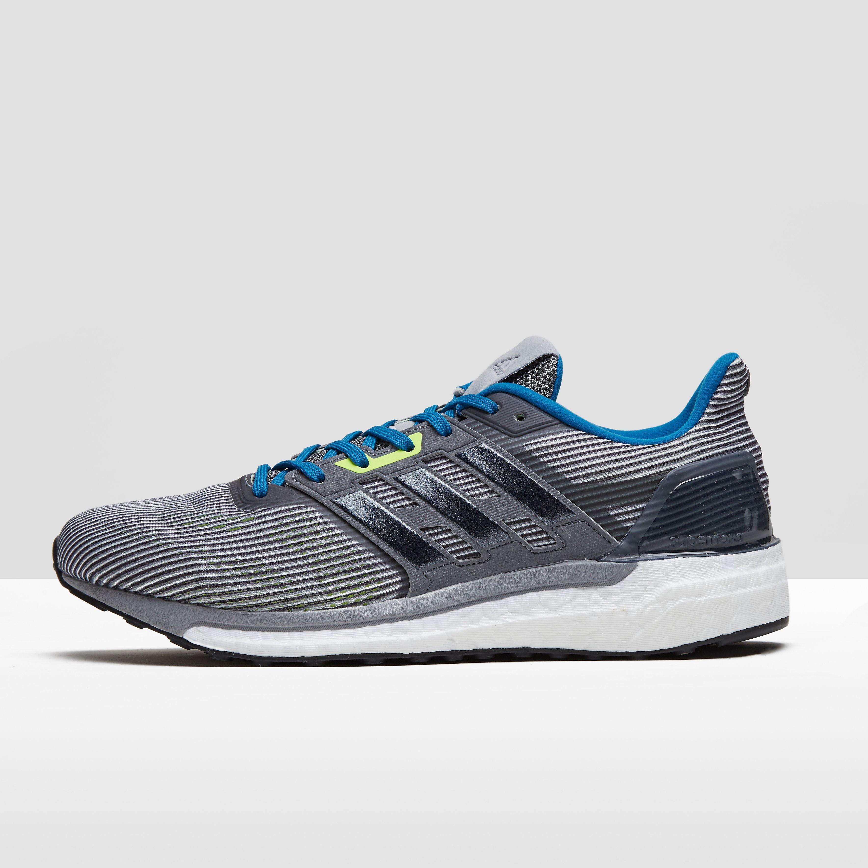 adidas Men's Supernova Running Shoes Vista Grey US 9.5-UK 9