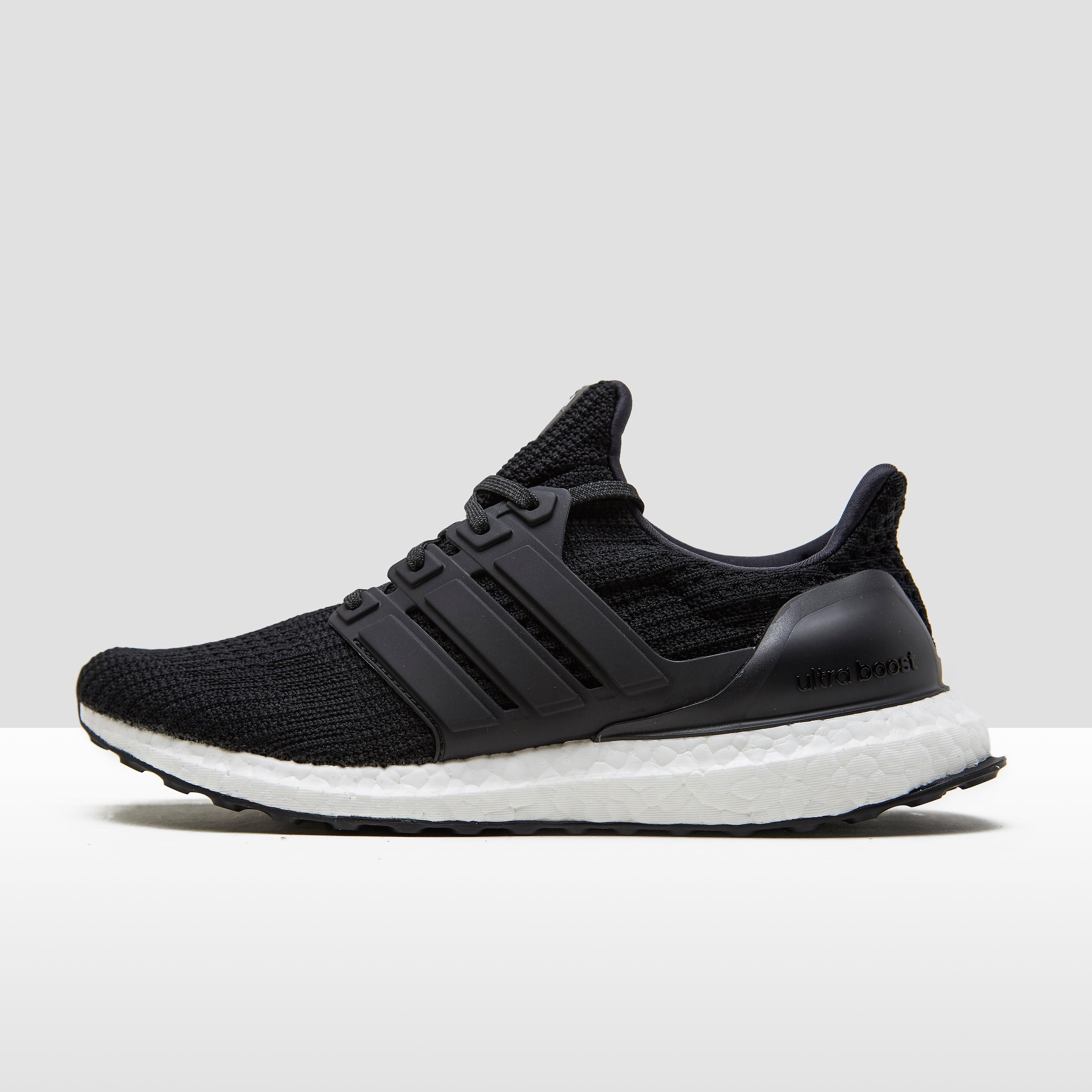adidas Women's Ultra Boost 4.0 Running Shoes Black US 8.5-UK 7 Black