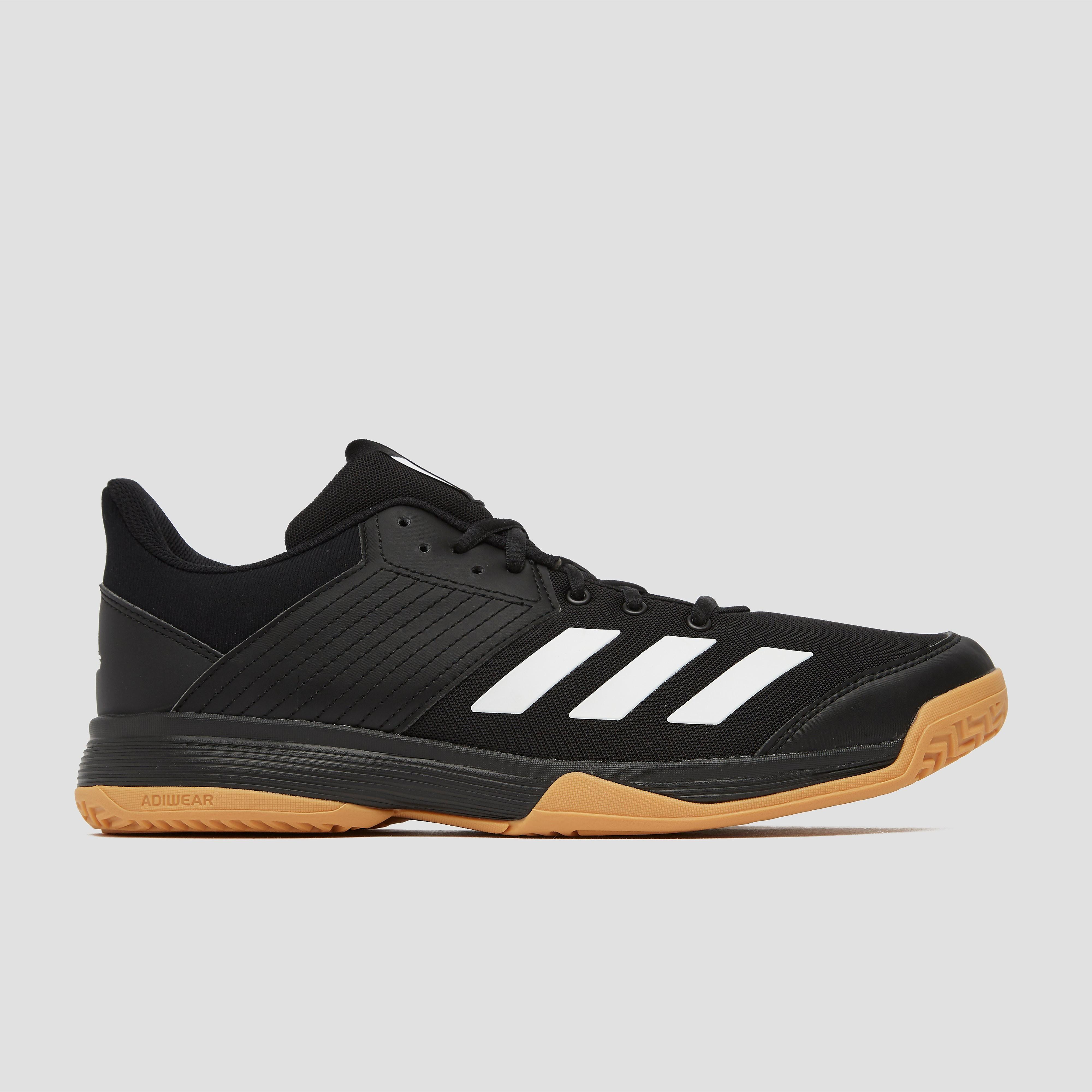 Adidas ligra 6 indoorschoenen zwart heren