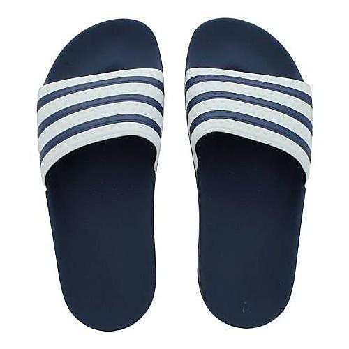 Adidas Adilette dames sportschoen EU 36 2-3 UK 4 donker blauw