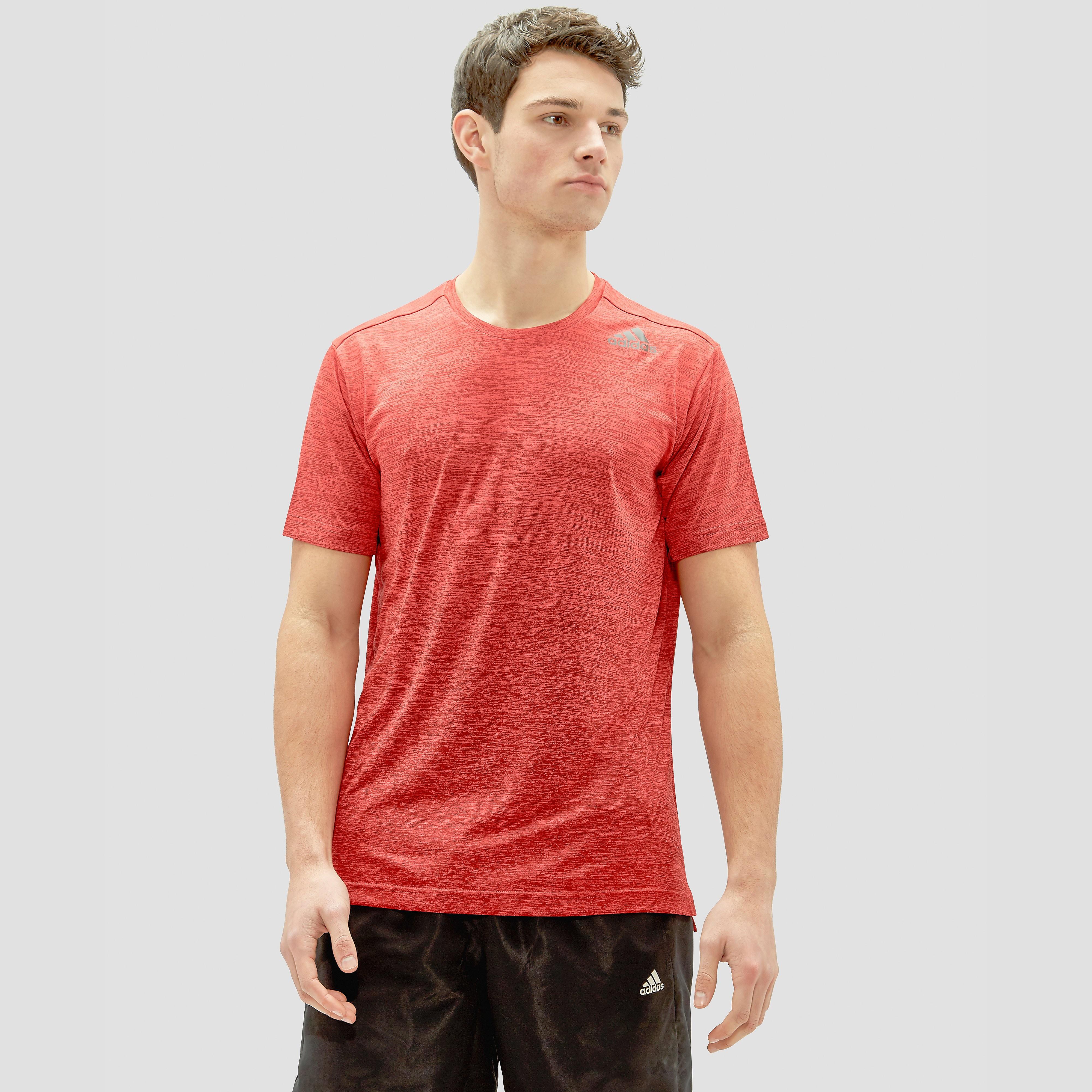 adidas FreeLift Gradient T-shirt, Pink, S, Male, Training