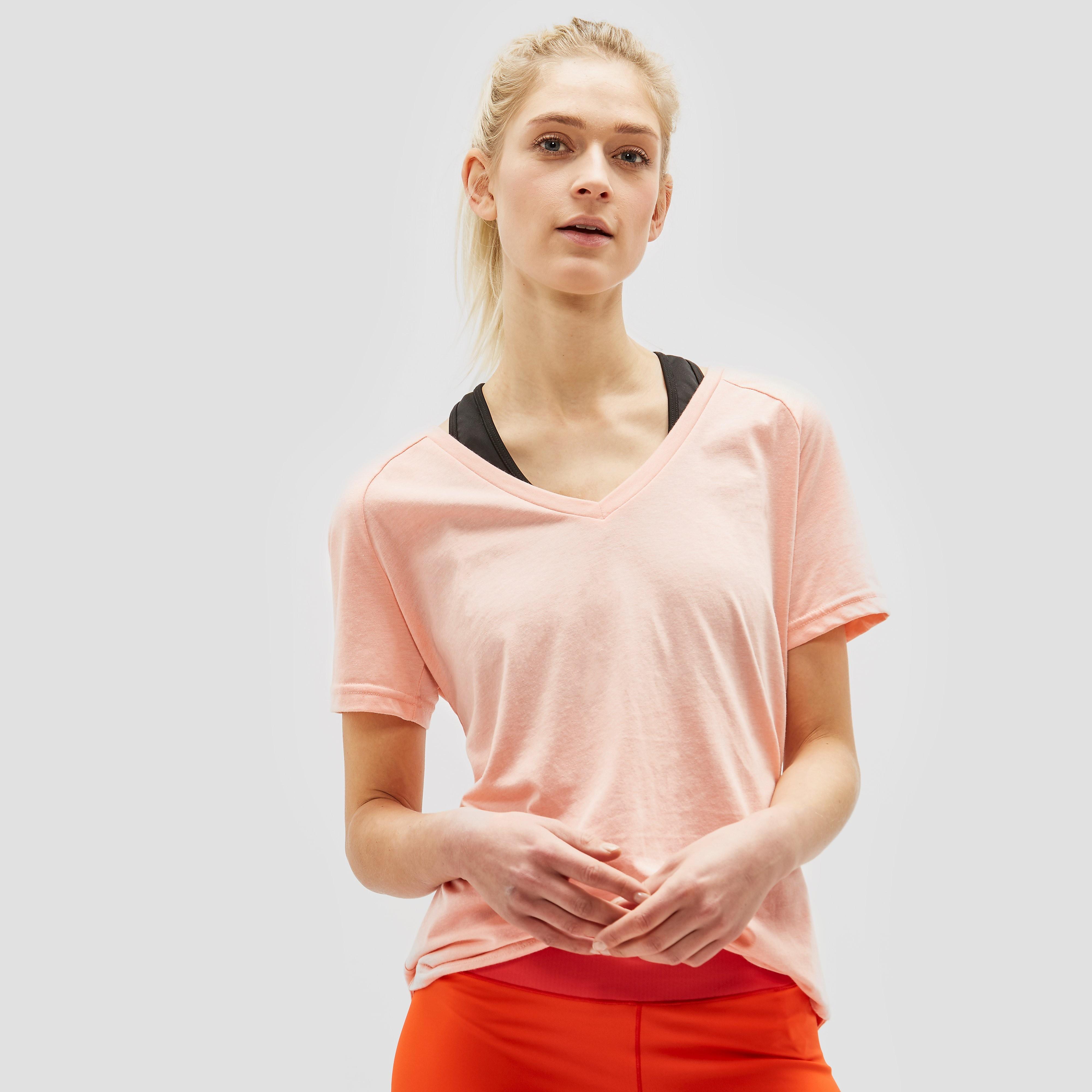 Adidas Image women's training t-shirt (pink) M