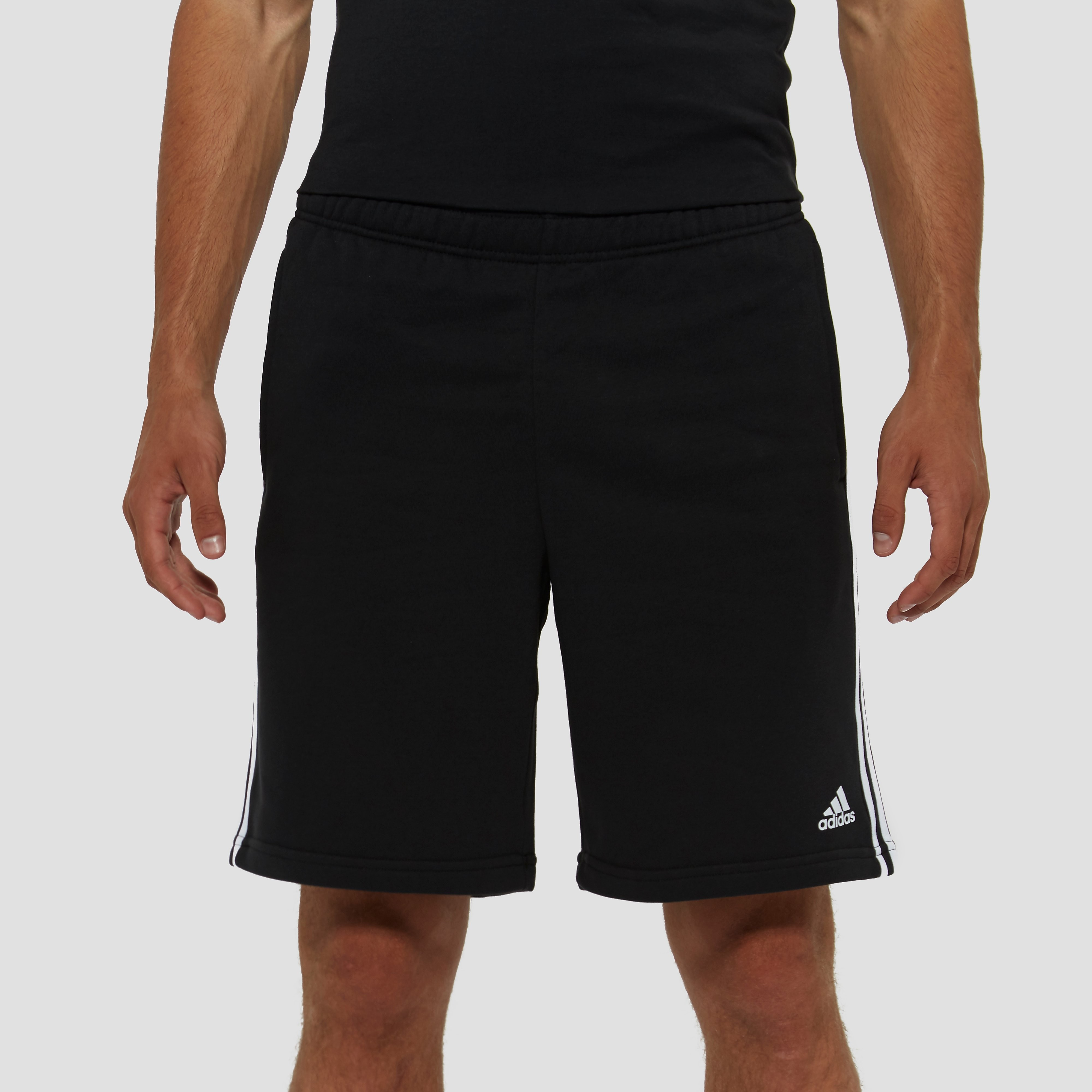 Mens Essentials Sportbroekje Zwart Heren Black. Size XXXL