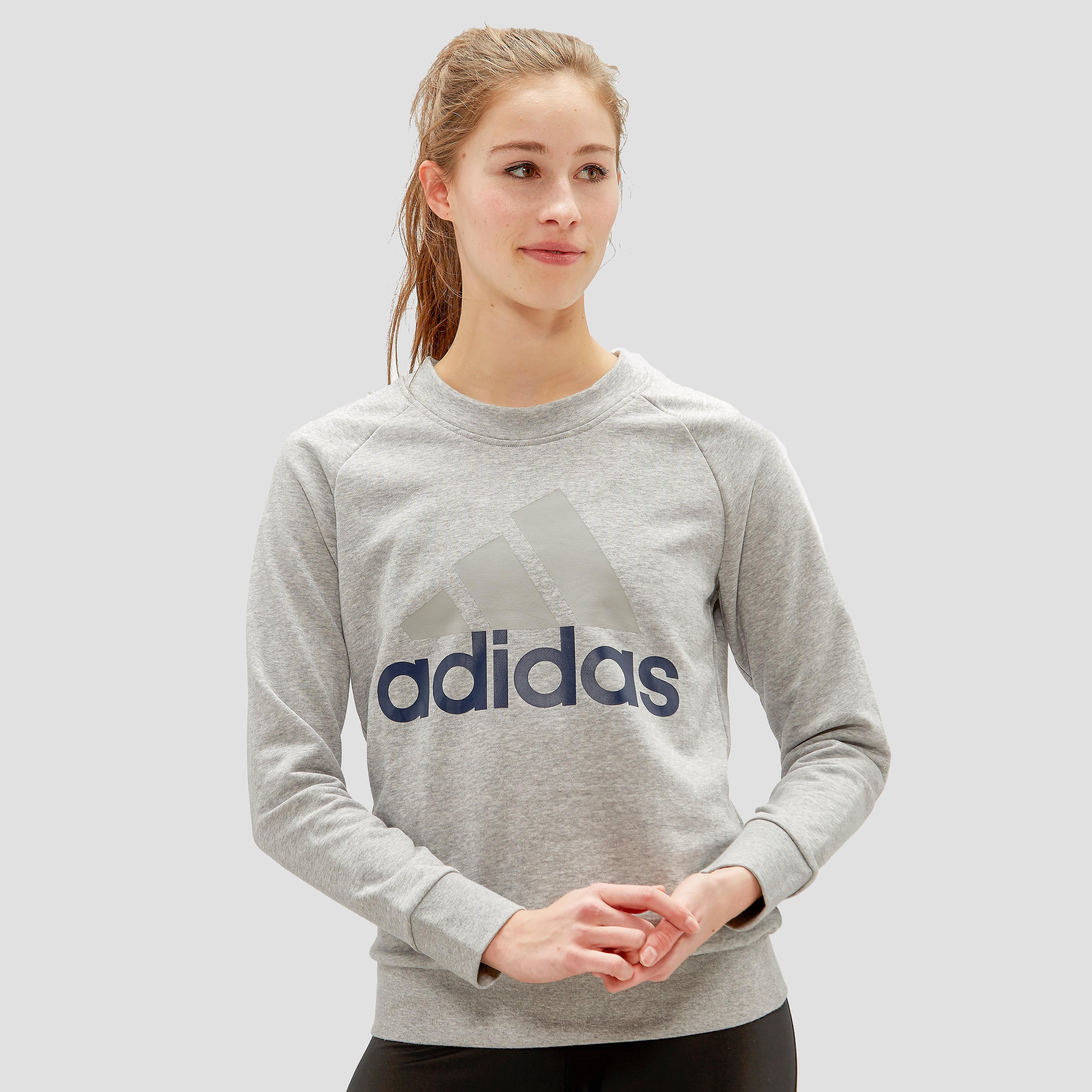 NU 15% KORTING: ADIDAS PERFORMANCE sweatshirt »ESSENTIALS LINEAR CREWNECK SWEATSHIRT«