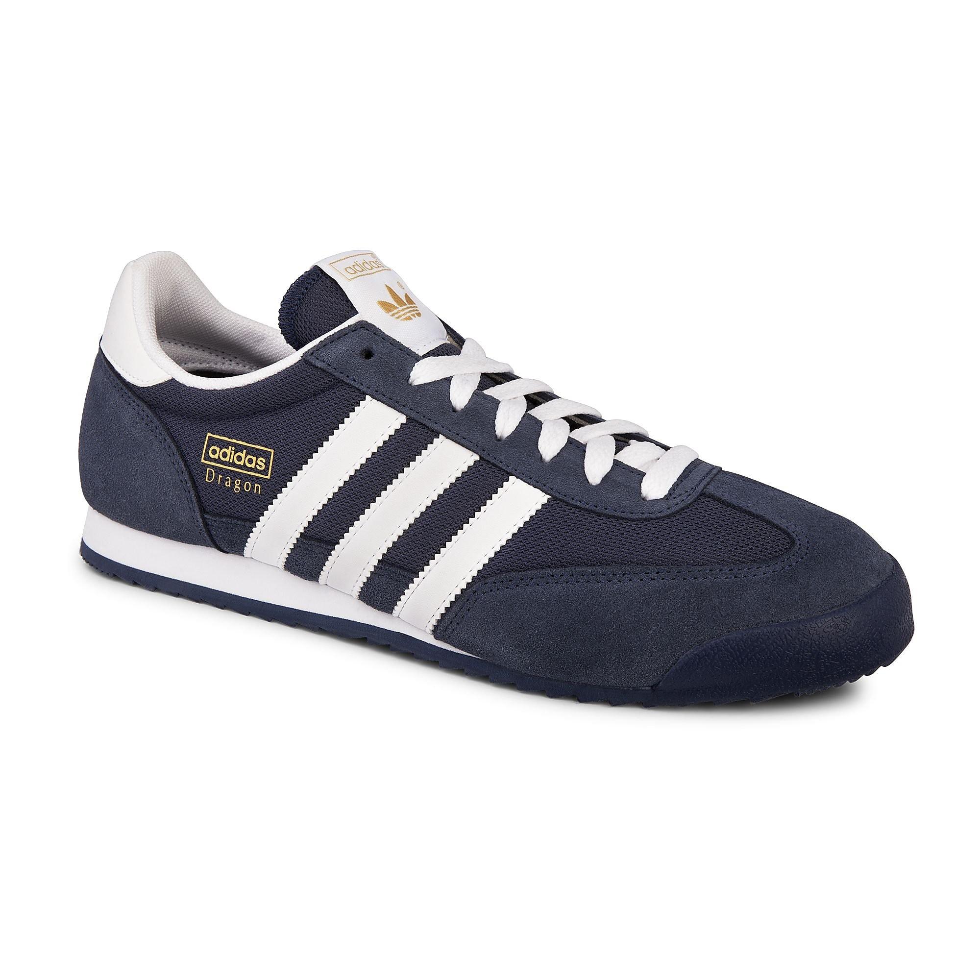 sneakers adidas DRAGON-40 2-3 7.5