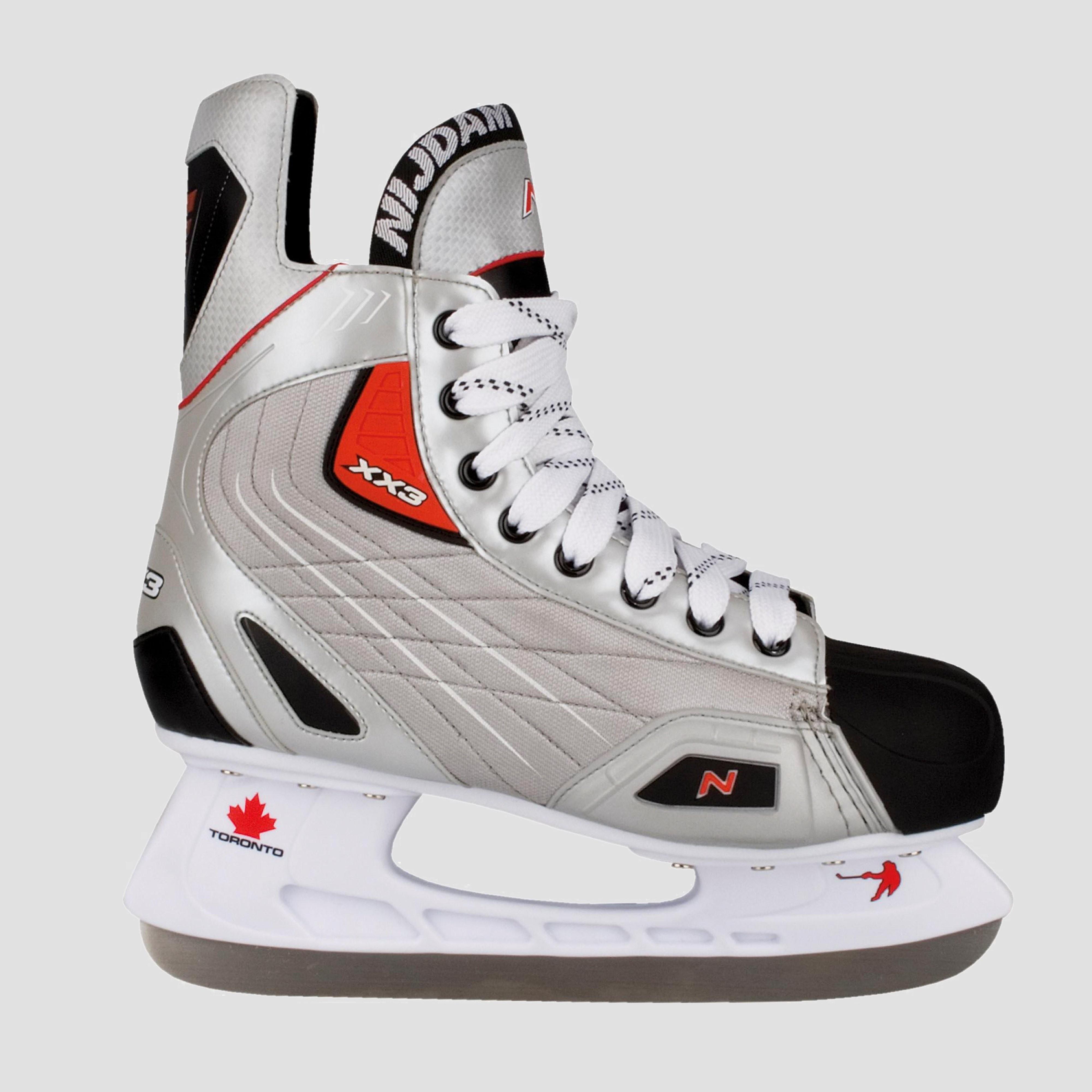 Nijdam ijshockeyschaatsen deluxe