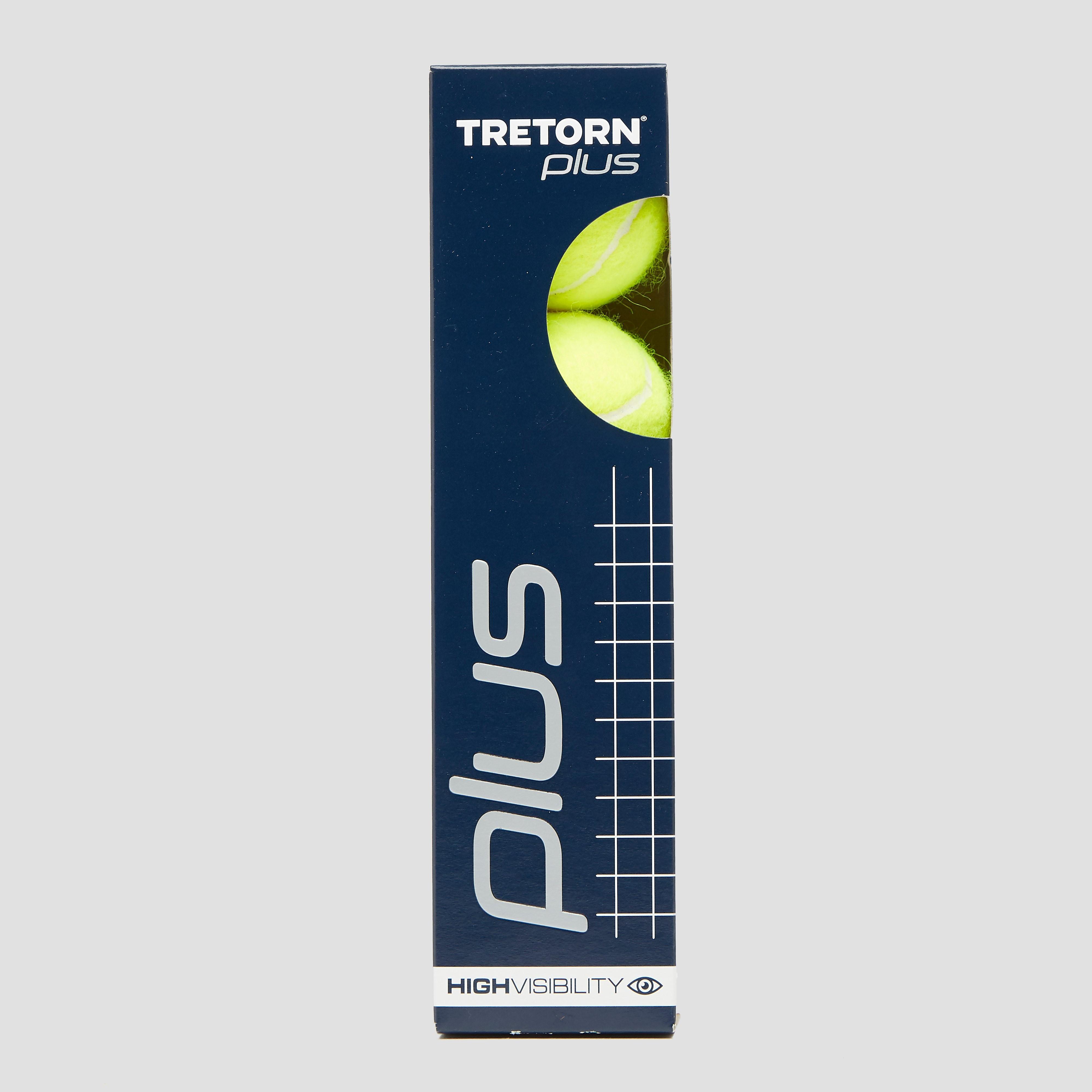 Tretorn PLUS 4-pack