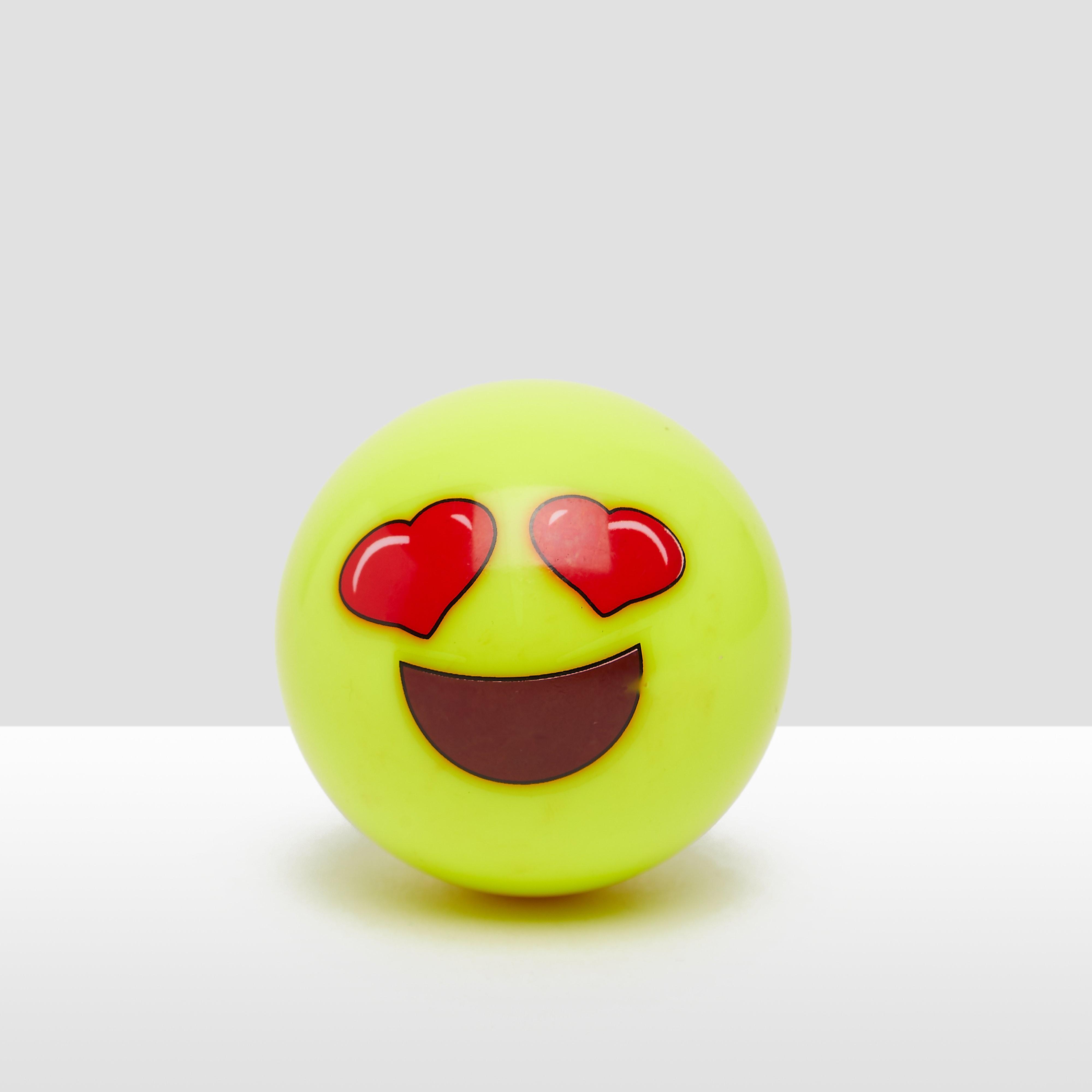 Grays emoji heart eyes hockeybal geel