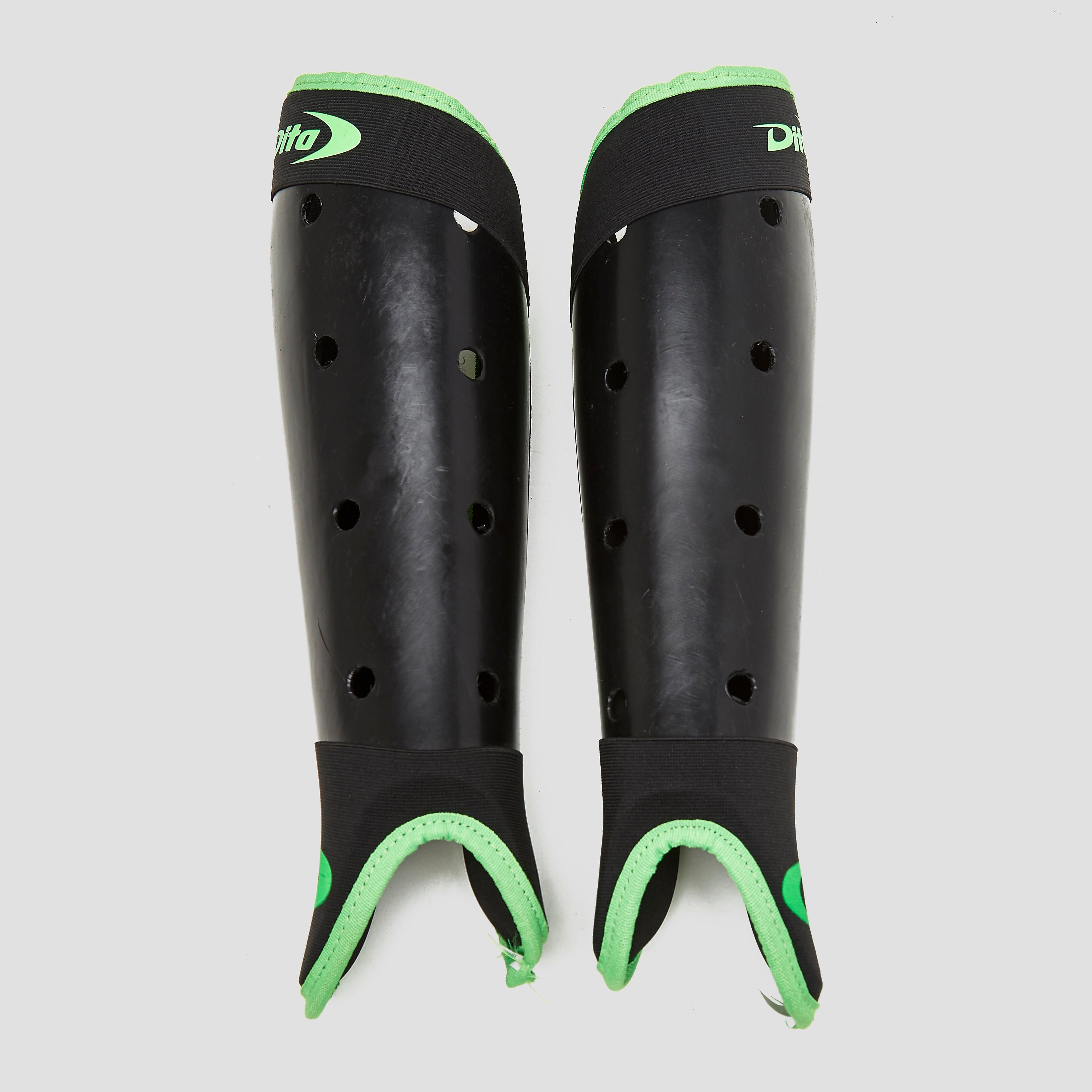 Dita ortho hockey scheenbeschermers groen/zwart