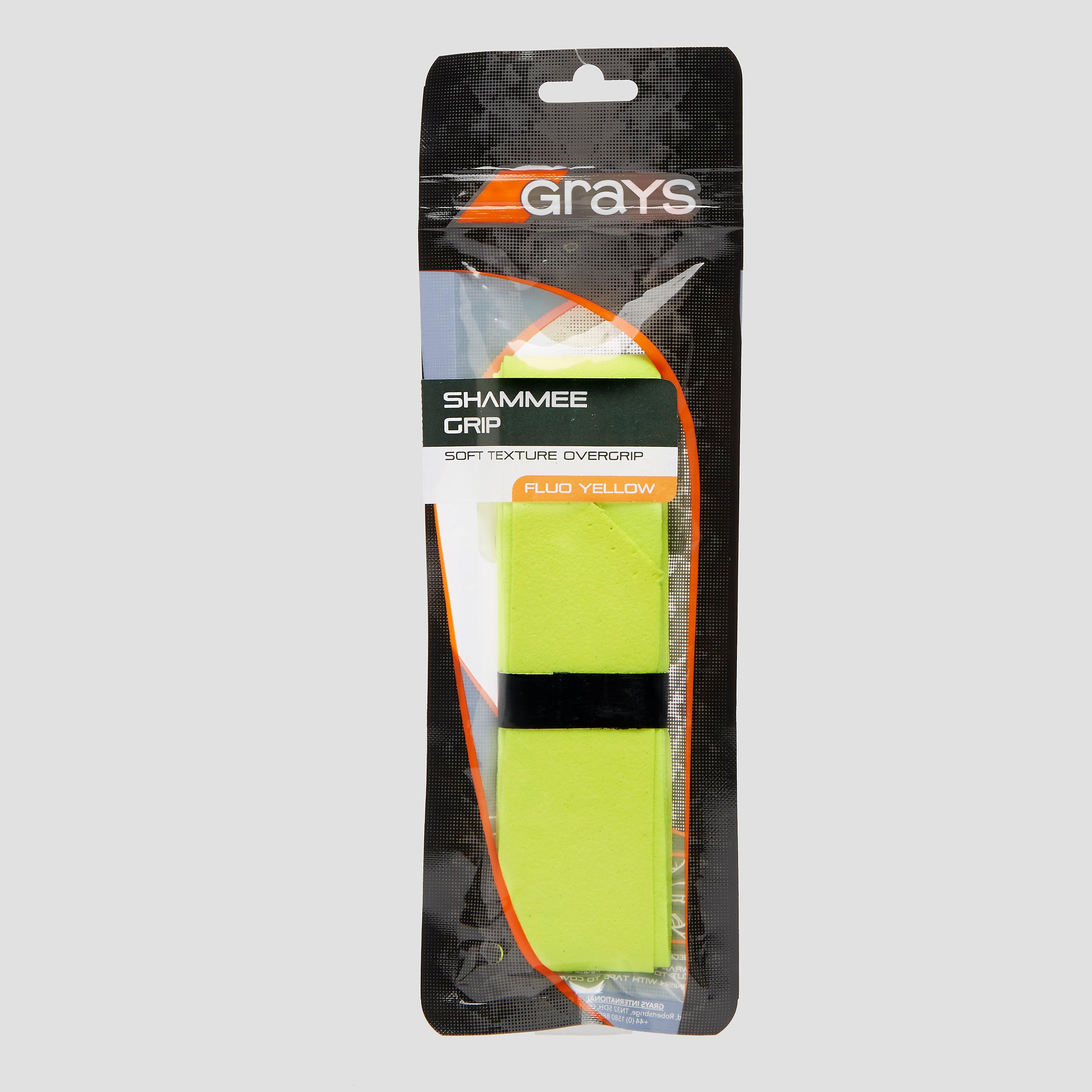 Grays shammee overgrip geel