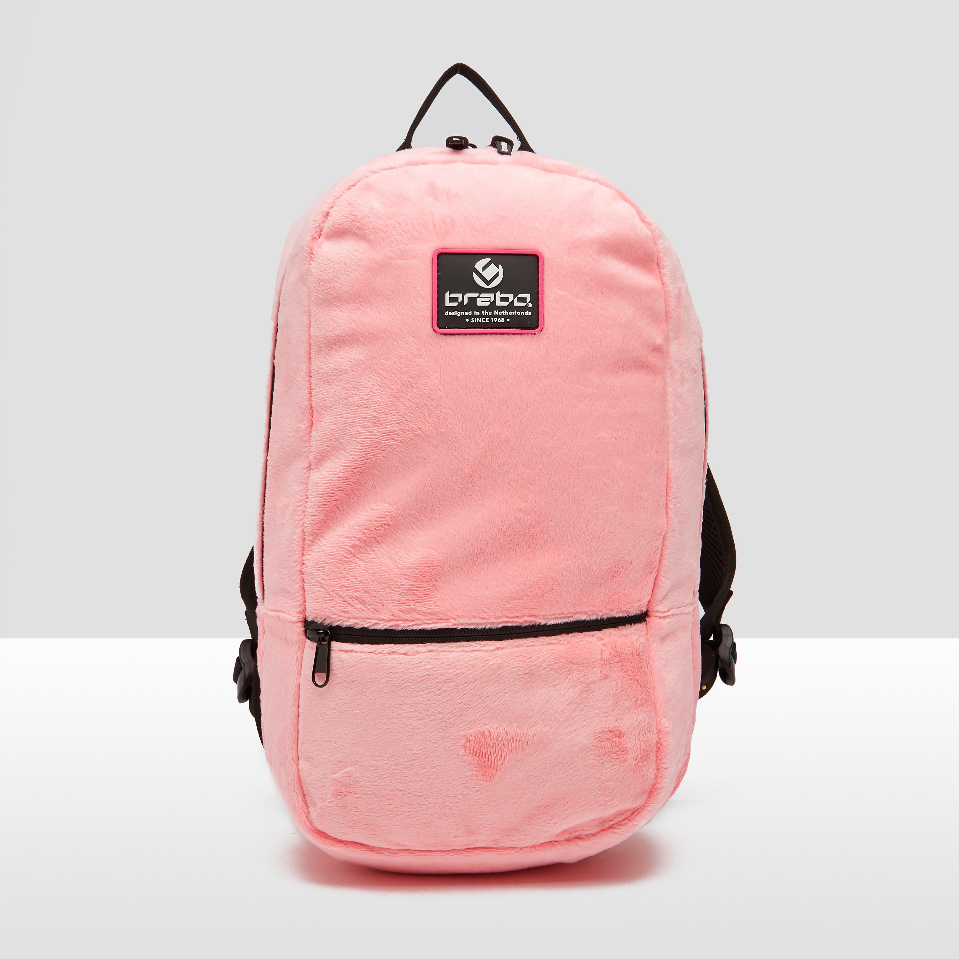 Brabo pure flamingo hockey rugzak roze kinderen