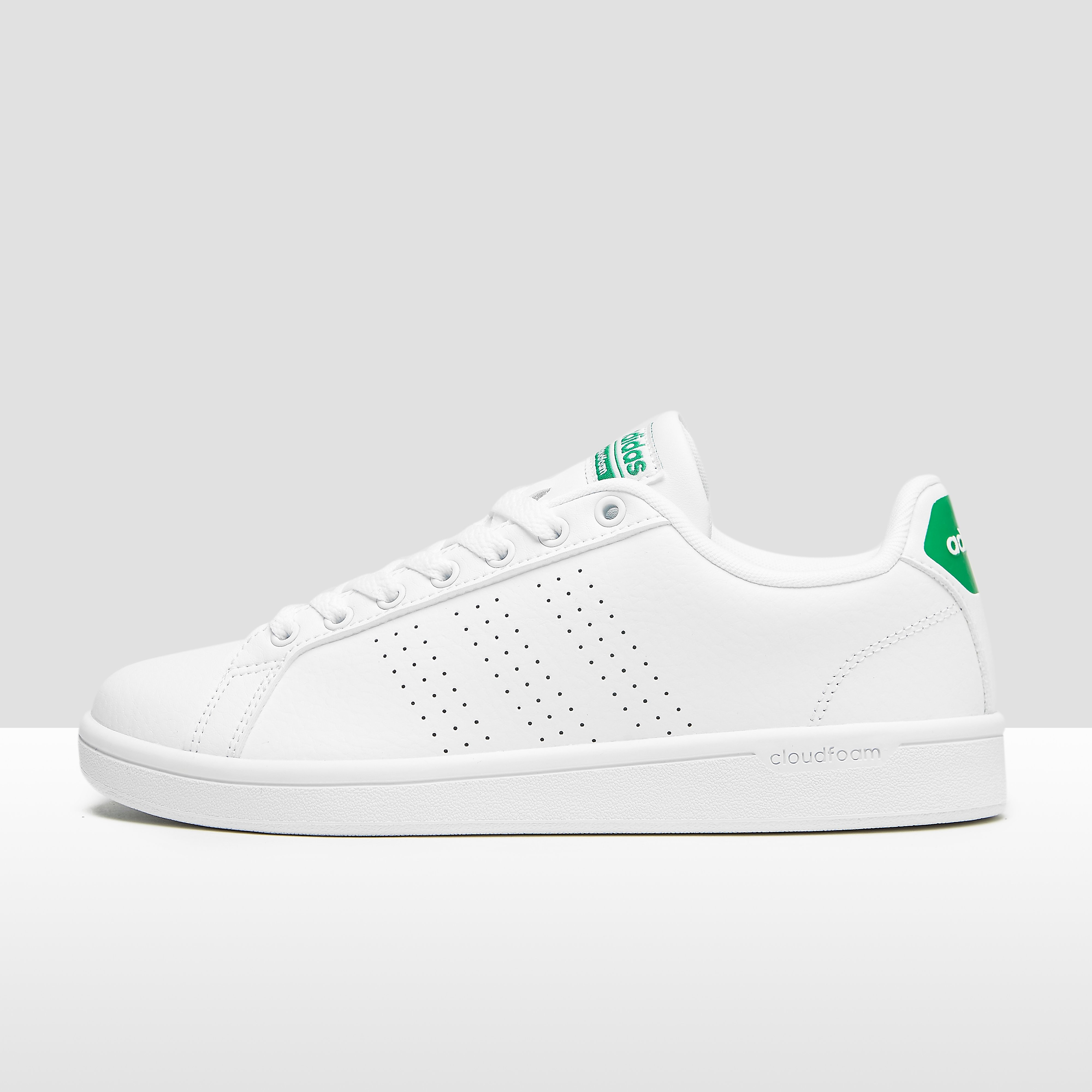 Witte adidas Sneakers Cloudfoam Advantage